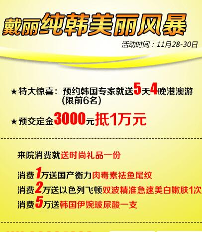 11月28日 韩国申英湜美眼大师再次莅临戴丽