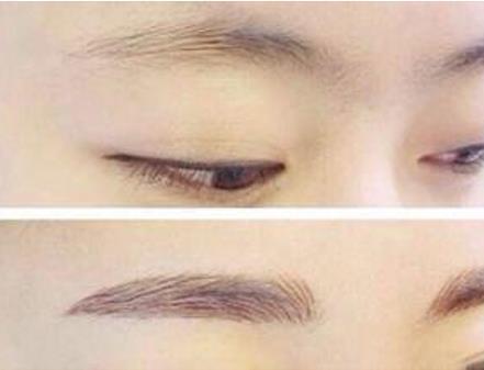 济宁名美韩式半永久化妆术成功案例