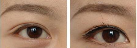 东方美莱坞纹眼线成功案例