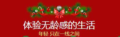 兰州嘉琳圣诞双旦双节欢乐颂