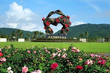 旅游休闲度假于一体的亚洲规模很大的玫瑰谷-三亚亚龙湾国际玫瑰