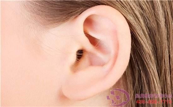 耳垂再造术主要表现怎么样