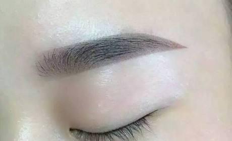 大连美琳达眉毛种植有三大效果