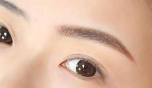 绣眉效果能保持多久