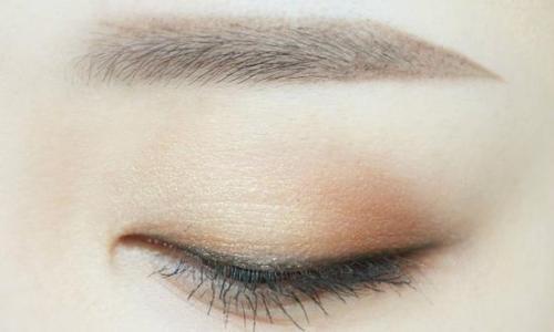 眉毛种植特点