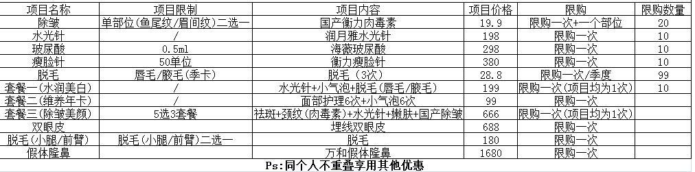 珠海韩妃整形七夕特价活动火爆来袭