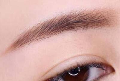 眉毛种植效果怎么样