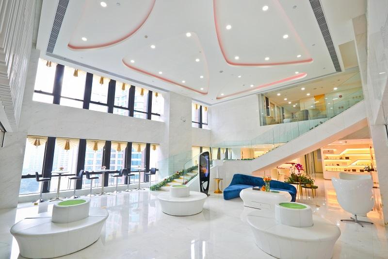 廣州華美醫療美容醫院環境及儀器設備預覽