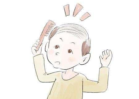 导致头发稀疏的原因是什么?