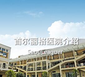 上海首尔丽格医疗美容医院特色项目和专业医生