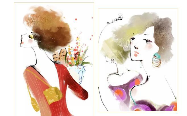 女人的精致不只是美的刻度,更是对生活的态度