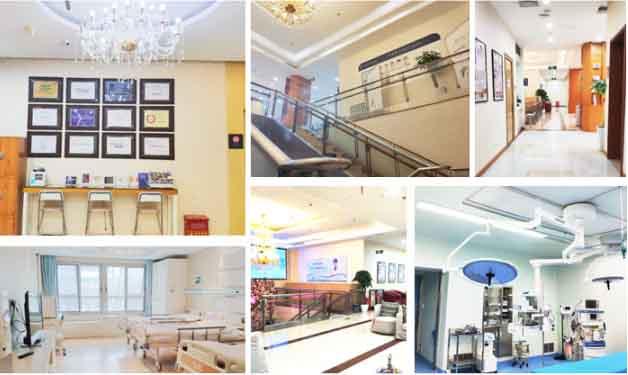 北京煤炭总医院国际医学美容整形中心医院图片