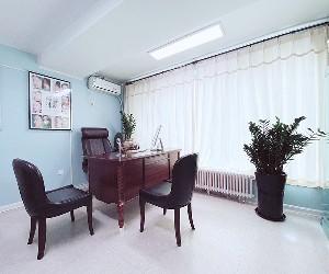 北京東方瑞麗醫療美容門診部咨詢室