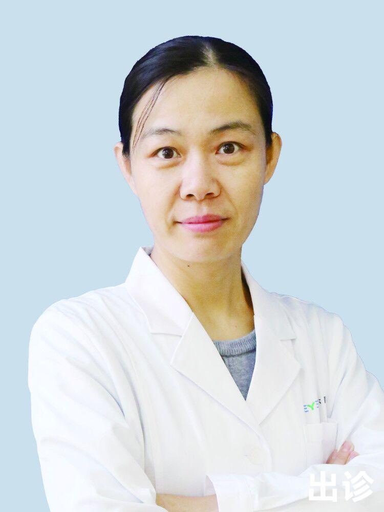 高云霞 副主任医师照片