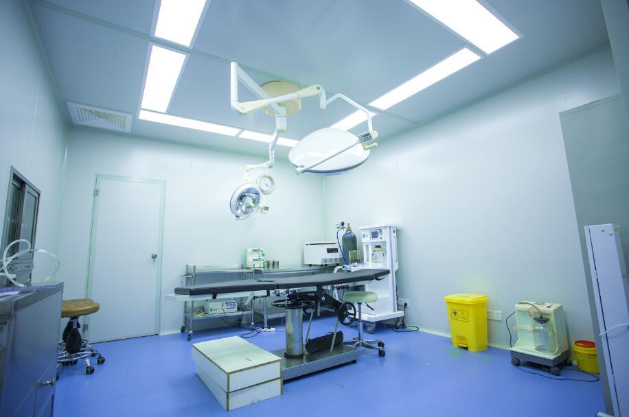 九江市唯美医疗美容门诊部医院手术室