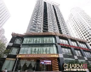 上海玫瑰医疗美容医院外景大楼