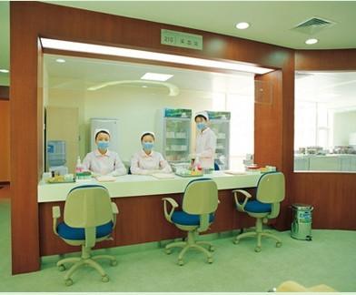 北京大学第三医院整形外科护士站