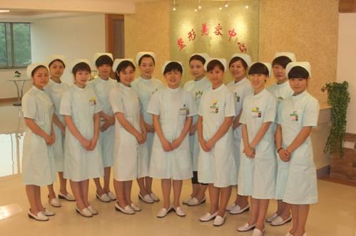 中国人民解放军第一六三医院整形美容中心中心大厅
