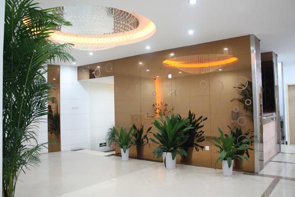 长沙星雅医疗美容医院二楼大厅