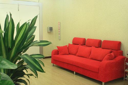 解放军第一五八医院整形美容中心休息室