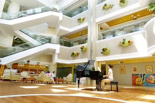 乌鲁木齐整形美容医院大厅