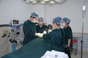 庆阳华美整形美容中心手术室