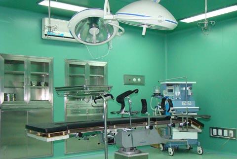 西安西美整形外科门诊手术室