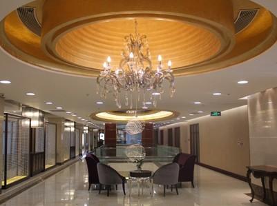 北京丽都医疗美容医院二楼大厅