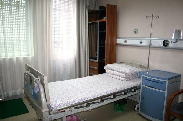 深圳阳光整形美容医院温馨安静的病房
