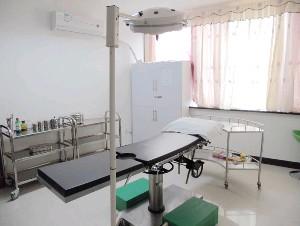 怀化夏韩医疗美容机构手术室