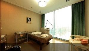 吉林国健美容医院VIP激光治疗室