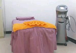 武汉美亚医疗美容医院射频除皱治疗室