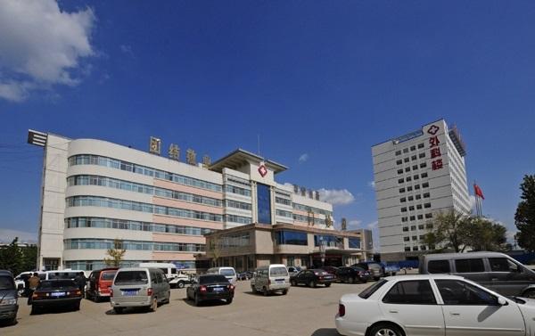 沾化县人民医院整形美容科