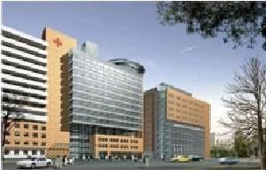 上海康尔丽医疗美容门诊部大楼