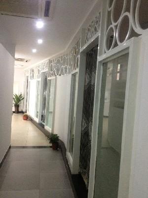 瑞美医疗美容外科诊所内部走廊