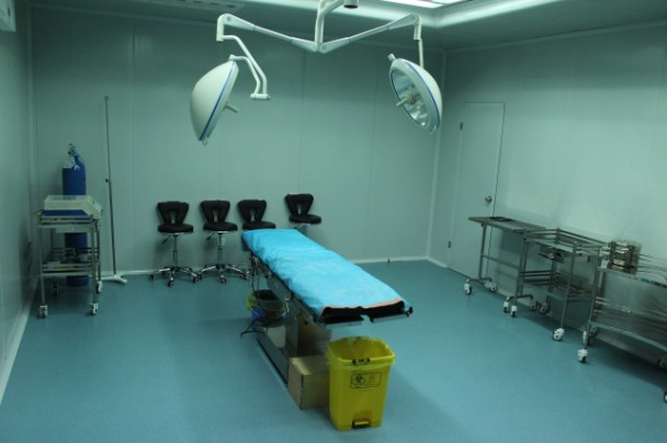 临沂微整美容医院手术室