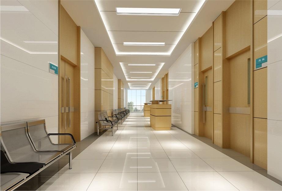 邵陽東方醫院整形美容中心醫院樓道