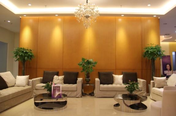 北京煤炭总医院国际医学美容整形中心大厅