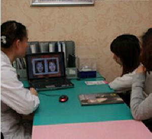 中國人民解放軍第四五七醫院醫生診室