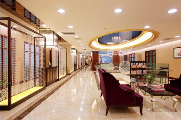 北京丽都医疗美容医院大厅
