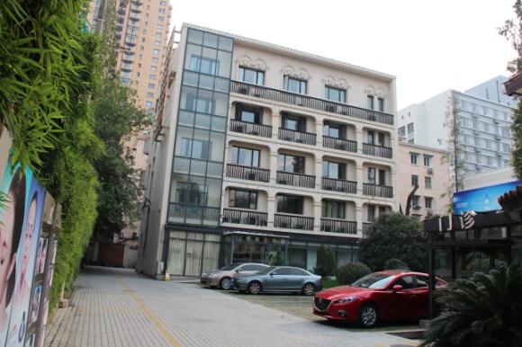 上海伊美尔港华医疗美容医院医院大楼
