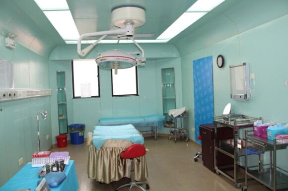 上海伊美尔港华医疗美容医院手术室