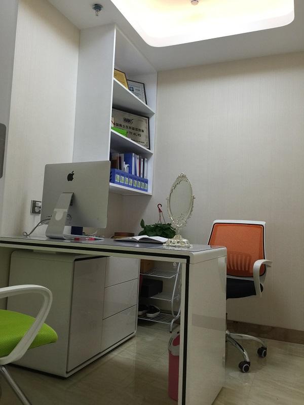 长沙芙蓉贝美医疗美容门诊部整形咨询室