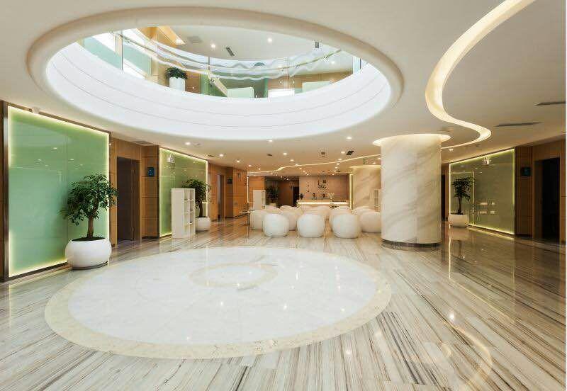 重庆联合丽格美容医院医院大厅