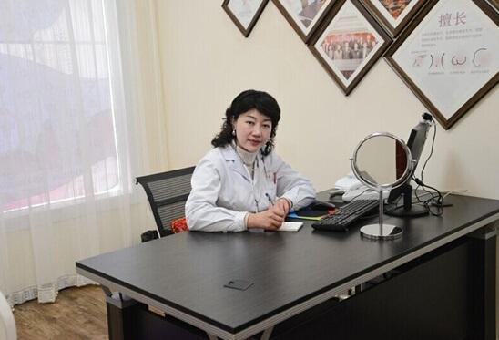武汉华中科技大学同济医学院医院整形美容医院整形咨询室