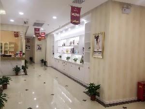 武汉丽臻医疗美容门诊部医院走廊
