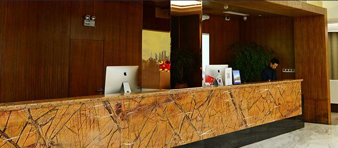 上海首尔丽格医疗美容医院医院前台